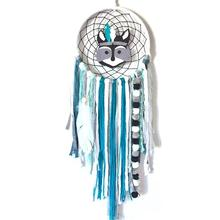 Nordic Style INS Indian Chiefs Dream Catcher Children Room Wind Chimes Pendant Home Decor Mascot Hanging Ornaments Holiday Gift