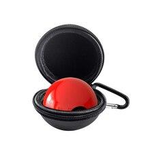 Eva portátil caso de transporte capa para nintend interruptor poke ball mais controlador proteção sacos armazenamento para poke ball mais mostrado