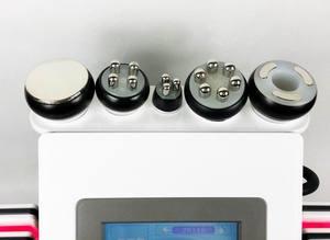 Image 4 - Лидер продаж 2020, вакуумный лазерный радиочастотный аппарат 6 в 1 RF 40K Cavi Lipo для похудения, ультразвуковой аппарат для липосакции и кавитации для спа