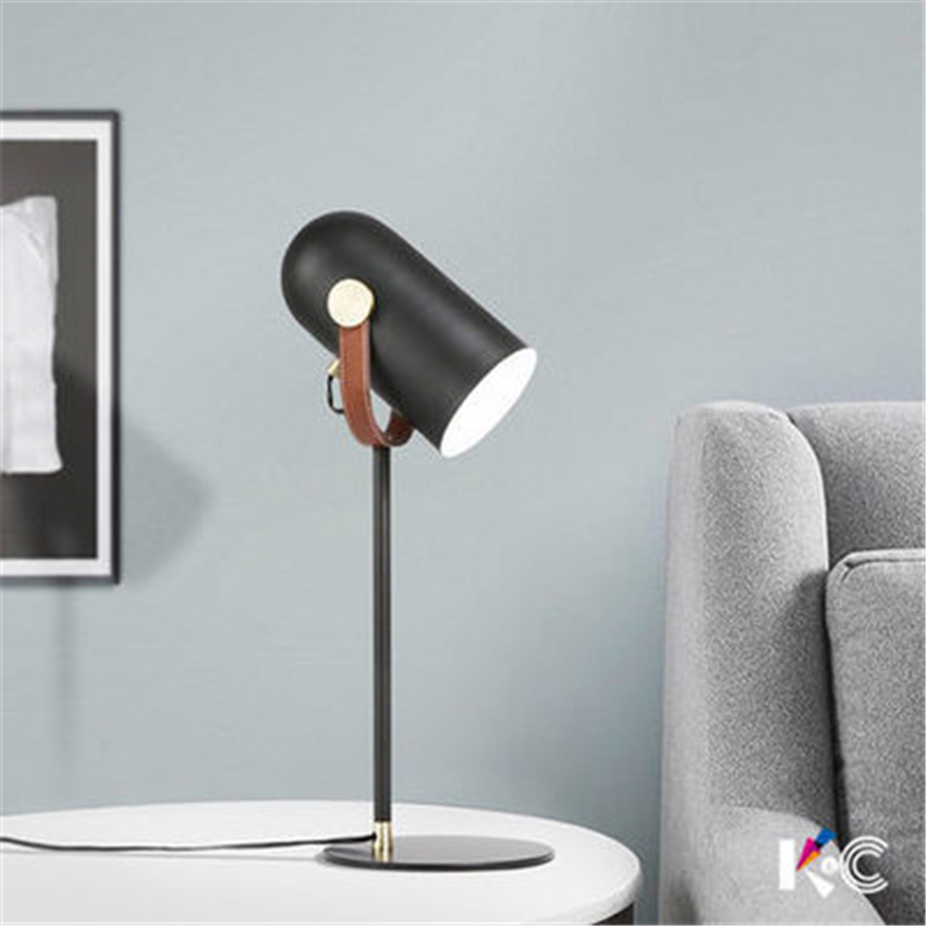 Modern Table Lamp LED Desk Lamps Decor LOFT Table Lights Lighting Bedroom Living Room Bedside Table Lamp Decoration Luminaire in LED Table Lamps from Lights Lighting
