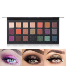 Shimmer Matte Eyeshadow Makeup Palette 21 Colors Glitter Long Lasting Pigment Eye Shadow Eyeshadow Pallete Cosmetic 29 colors eyeshadow pallete shimmer matte glitter pigment makeup pallete cosmetics glitter luminous eye shadow palette