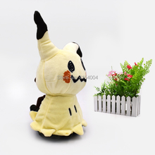 10 PCS/Lot Alola Mimikyu SUN/MOON Plush Doll Soft Animal Dolls Hot Toys 23 CM Christmas Gift