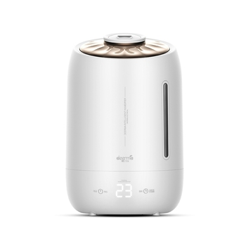 Xiaomi Deerma Household Air Humidifier Air Purifying Mist Maker Timing With Intelligent Touch Screen Adjustable Fog Quantity 5l 1