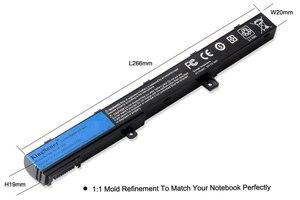 Image 4 - Bateria para asus kingsener, bateria para asus x451ca x451 x451c x451c x451m ltd x551ca