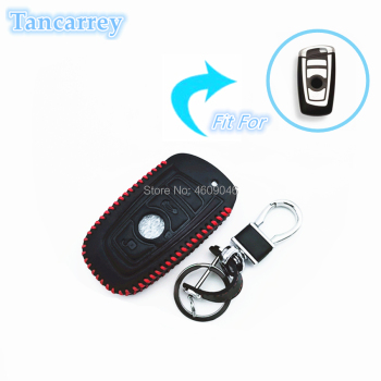 Car Key Case Shell for BMW E90 E60 E70 E87 E30 E34 E36 E38 E39 E46 118 220 M235 320 328 428 435 528 M3 M5 Z4 X1 X2 X3 X4 X5 X6 image