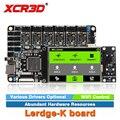 XCR3D Drucker Teile Lerdge-K bord A4988 DRV8825 LV8729 TMC2208 Treiber Optional ARM 32Bit Controller Touchscreen Motherboard