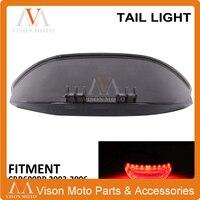 Motorcycle Rear Tail Brake Fender Tip Tail Light For HONDA CBR600RR CBR1000RR CBR 600RR 1000RR 600 RR 1000 RR 2003 2006 2004 07