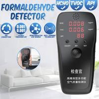 Домашний умный светодиодный процессор цифровой детектор фольмадегита детектор многофункциональная газовая анализатор качества воздуха н...