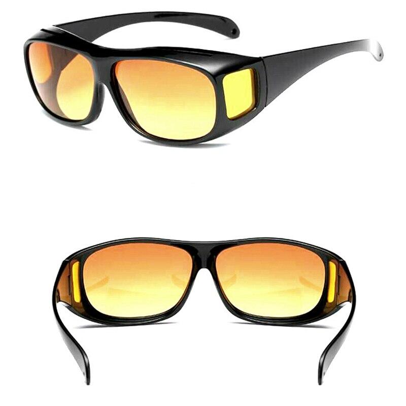 Goggles Sunglasses Night-Vision-Driver Uv-Protection Polarized Eyewear H-D Unisex
