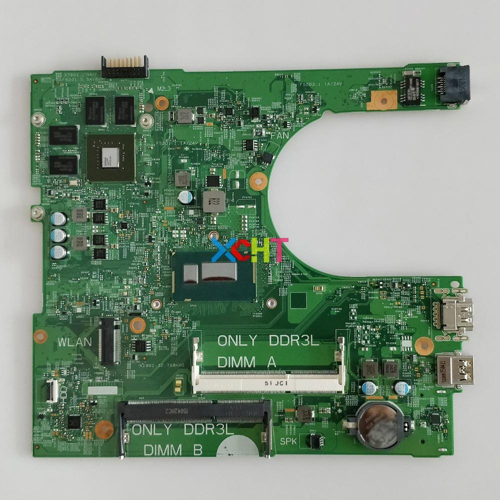 CN-0K2WKN 0K2WKN K2WKN 14216-1 PWB: 1XVKN i3-4005U for Dell Inspiron 3558 Laptop Motherboard Mainboard Tested & working perfect