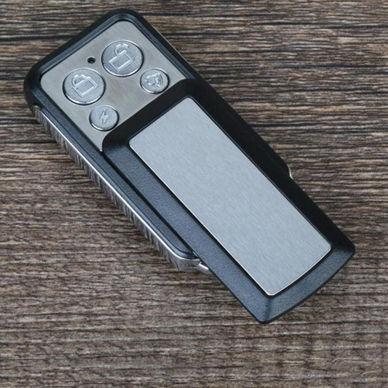 433mhz Universal Cloning Remote Control Key Fob Electric Gate Garage Door Car Sunroofs Control Heating  Remote Control Key