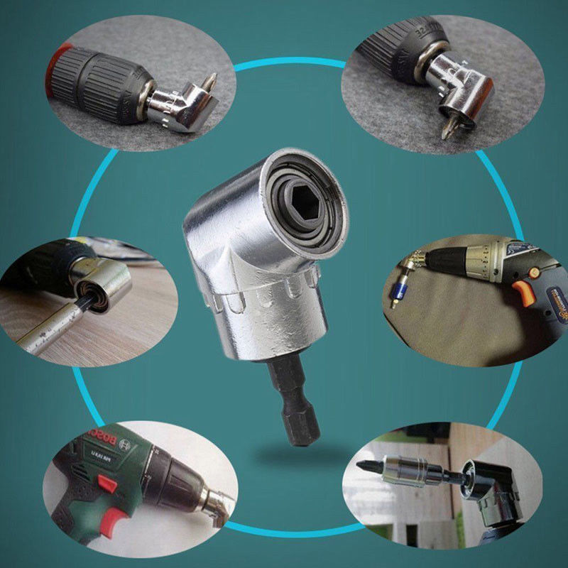 Universal Magic Connecting Gator Grip Socket Drill Adapter Wrench-Kit Power Tool