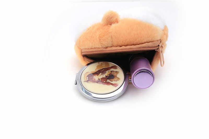 13 cm * 11 cm Sevimli Corgi Kalça Para Çantası peluş oyuncaklar Seksi Corgi Alt Çanta Doldurulmuş Hayvanlar Cüzdan Kızlar Hediyeler çocuk Oyuncakları