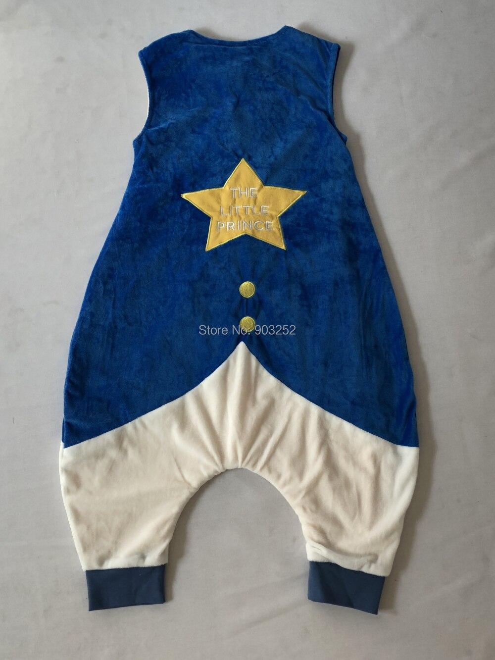 Детский спальный мешок, фланелевый мягкий удобный и удобный спальный мешок-с безопасной застежкой-молнией-Детские подушки унисекс/Детская Пижама