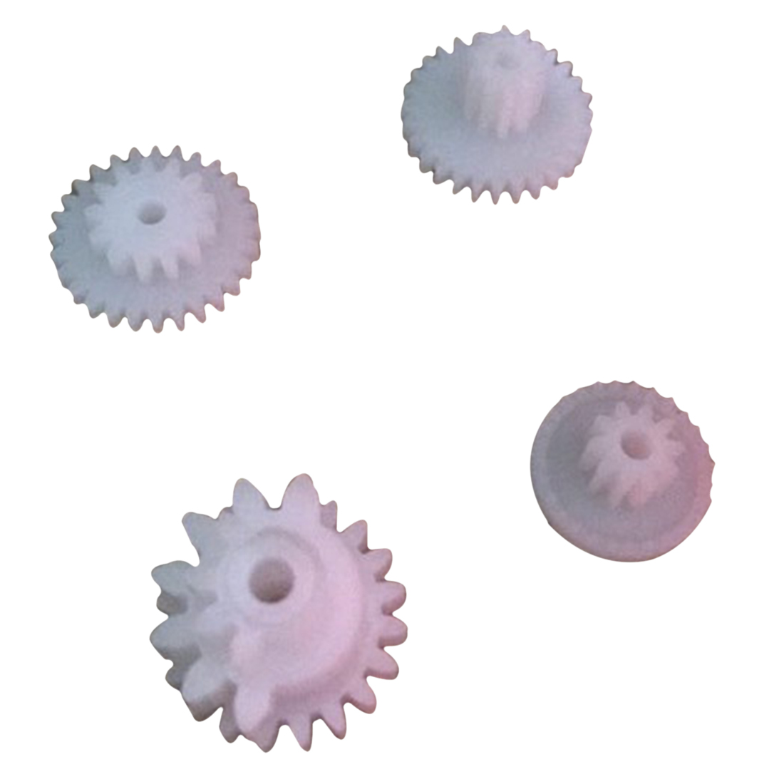 Water Gel Beads Blaster Parts Original Gears Set For SKD LLK Water Gel Beads Blaster - White