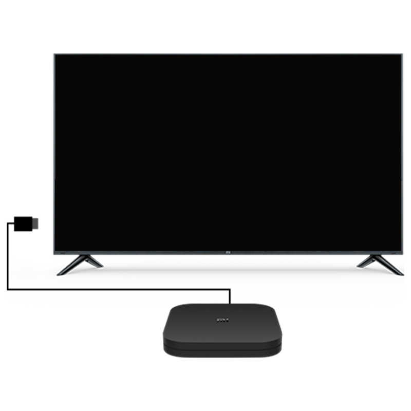 الأصلي Xiao mi mi TV BOX S الذكية 4K الترا HD 2G 8G أندرويد 8.1 واي فاي جوجل يلقي Netflix مشغل الوسائط IPTV مجموعة صناديق M19E
