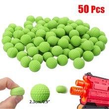 50 adet mermi topları yuvarlar uyumlu rakip Apollo oyuncak dolum açık eğlence spor çocuk oyuncağı silahlar hediye