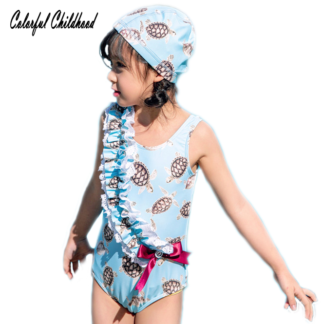 Baby Girl Swim Outfit