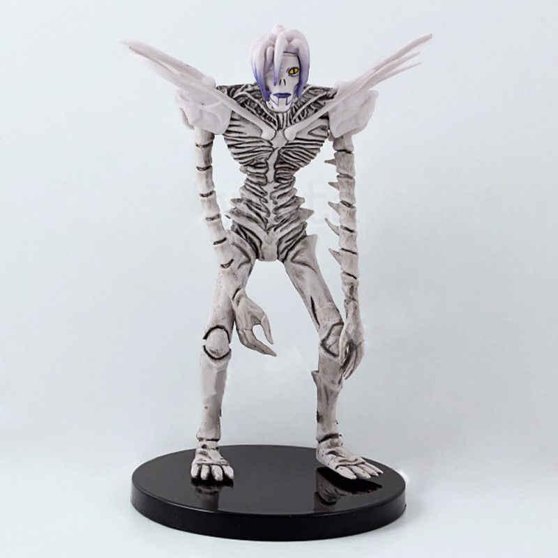 6pcs Death Note L Ryuuku Ryuk PVC Action Figure Anime Collection Model Toy Doll