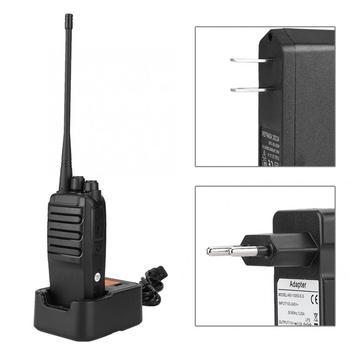 2 Way Radios With Headsets | Walkie Talkie 10W UHF 2 Way Ham Radio 400-480MHz Bluetooth Handheld Walkie Talkie + Headset 100-240V Portable Walkie Talkie