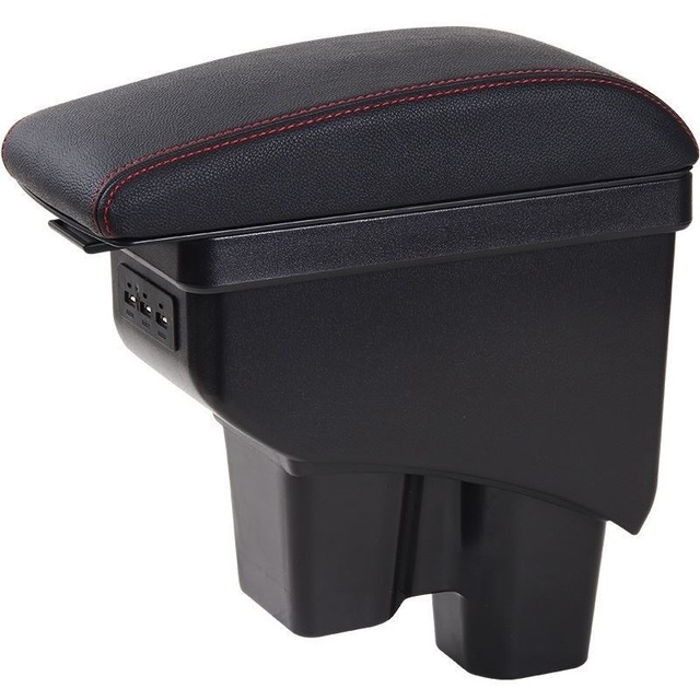 Decoration Car Arm Rest Car-styling Modification Decorative Automobiles Upgraded Accessory Armrest Box 17 18 FOR Honda City
