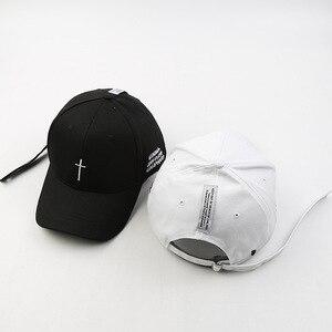 Мужская и женская хлопковая бейсболка с вышивкой «христианский крест», Повседневная Бейсболка в стиле хип-хоп с надписью «Jesus God», 2019