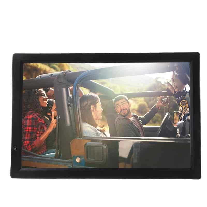 新しい LEADSTAR 14 インチデジタルポータブル USB テレビテレビ 1080 1080P PVR DC12V 110-220 V 英国プラグ HD デジタルテレビ