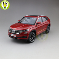 1/18 KODIAQ GT SUV Diecast Metal SUV CAR MODEL gift hobby collection Red