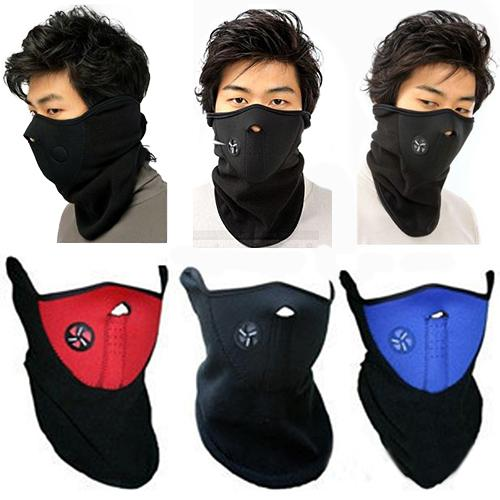 Fashion Unisex Ski Snowboard Motorcycle Bicycle Winter Sport Face Mask Neck Warmer Mouth Mask For The Face