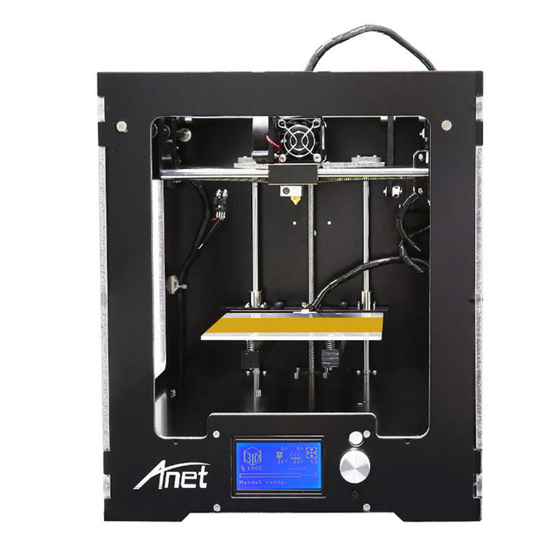 Competitive Price Easy Operation Stability Speed Printing Made in China Assemble Model 3d Printer Metal Machine