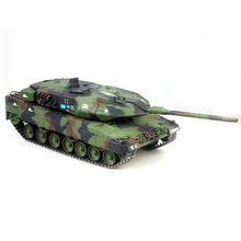 New 3889-1 1/16 2.4G German Leopard A6 infrared RC Tank real simulation sound RC Tank Model Tracks Sprockets Idlers Road Wheels(China)