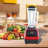1800W Semi automatic Multi functional Juice Blender Soybean Milk Mixer Juicer Food Processor Ice Smoothie Fruit Blender