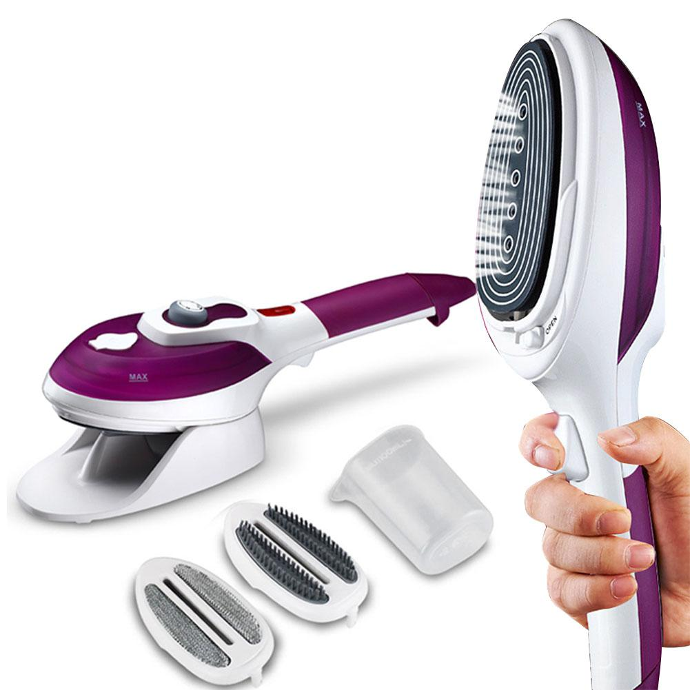 Adoolla Household Appliances Vertical Steamer Garment Steamers With Steam Irons Brushes Iron For Ironing Clothes For Home