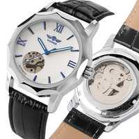WINNER Automatic Mechanical Watch Men Fashion Sport Men's Watches Clock Male Montre Homme Erkek Kol Saati Top Brand Luxury Watch