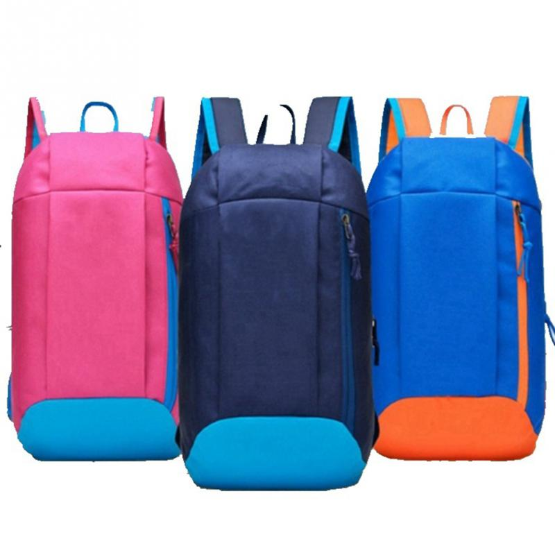 10L Unisex Waterproof Backpack Women Men Knapsack Big Capacity Lightweight Travel Sport Climbing Tactical Outdoor Backpack #1102