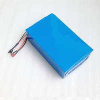 No Tax 10PCS 60V 20Ah Lithium ion eBike Battery Pack 3000W Electric Scooter Battery with 50A BMS 67.2v 5A Charger