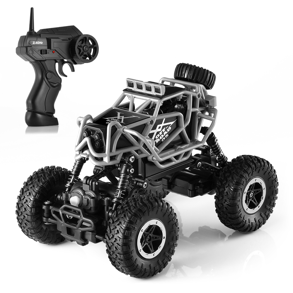 Jouet de voiture tout-terrain à télécommande HB PY4303 2.4 GHz pour garçons et filles