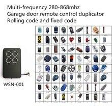 Универсальный 433,92 МГц плавающий код двери гаража электрические ворота дистанционное управление Fob