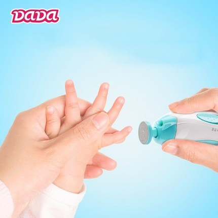 2019 New Style Baby Electric Nail Trimmer Manicure Pedicure Clipper Cutter Scissors Safe Nail Clipper Cutter Kids Infant Babies Nail Care