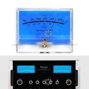 Image 1 - Dykb vu medidor painel db nível cabeçalho amplificador de potência áudio indicador medidor mesa preamp áudio com luz de fundo led
