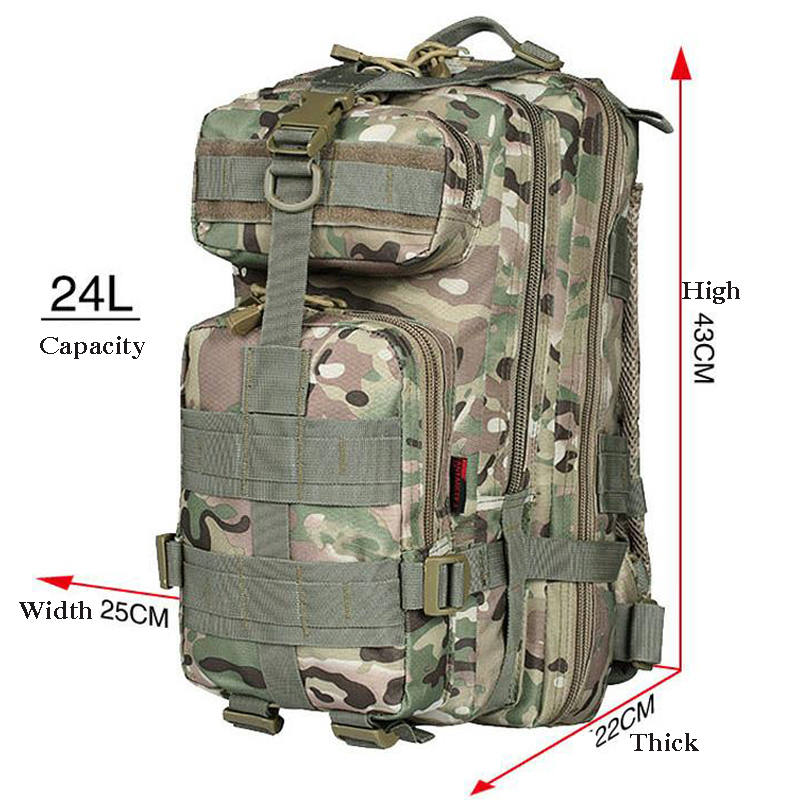 First Aid Kit Survival Outdoor Tactical Medical Kit Travel First Aid Kit Multi-Function Pockets Camping Hiking Bag Kit DJB0007