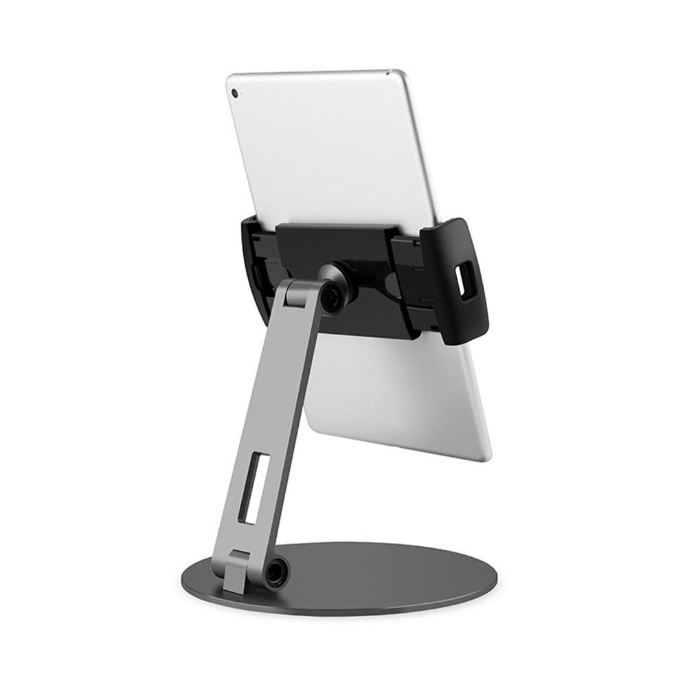 Support réglable de support de bureau de téléphone de tablette en métal pour le support de smartphone d'ipad iPhone