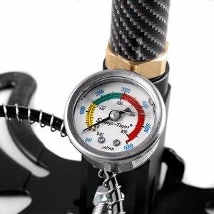 Image 4 - Compresseur haute pression, 30mpa, 4500psi, 300 bars, manuel, pour pompe à Air, pour véhicule, moto, vélo, 3 étages