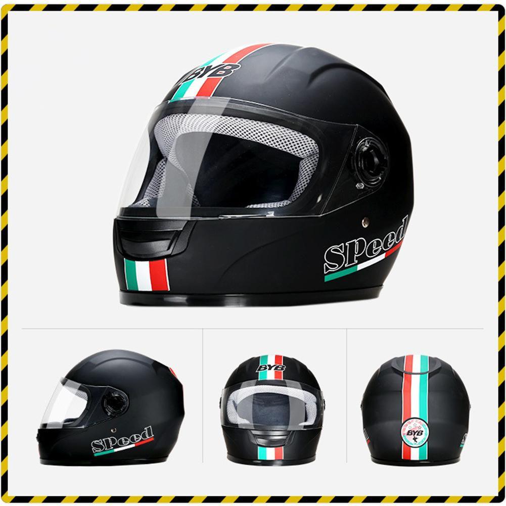 Diszipliniert Motorrad Full Face Helm Motorrad Racing Capacete Mann Frau Sommer Roller Off Road Fahrrad Sicherheit Helm Kopf Protector R20