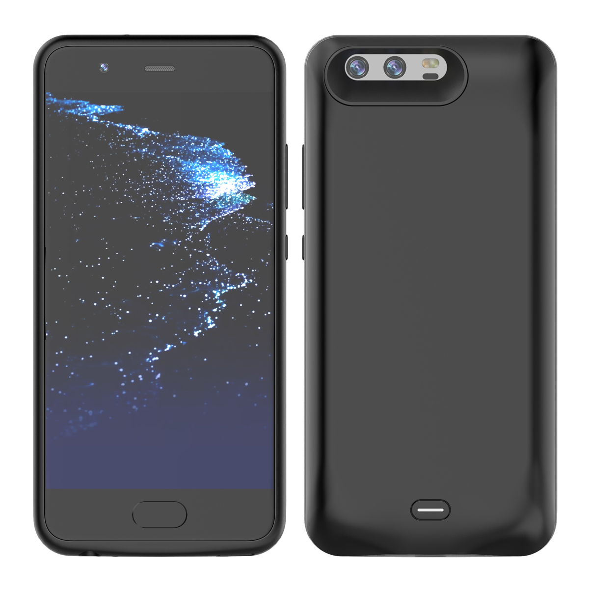 <font><b>Battery</b></font> Charger <font><b>Case</b></font> For <font><b>Huawei</b></font> <font><b>P10</b></font> Plus 5500mAh Power Bank Charging <font><b>Case</b></font> Powerbank Charger <font><b>Case</b></font> For <font><b>Huawei</b></font> <font><b>P10</b></font> Plus Cover 5.5'' image