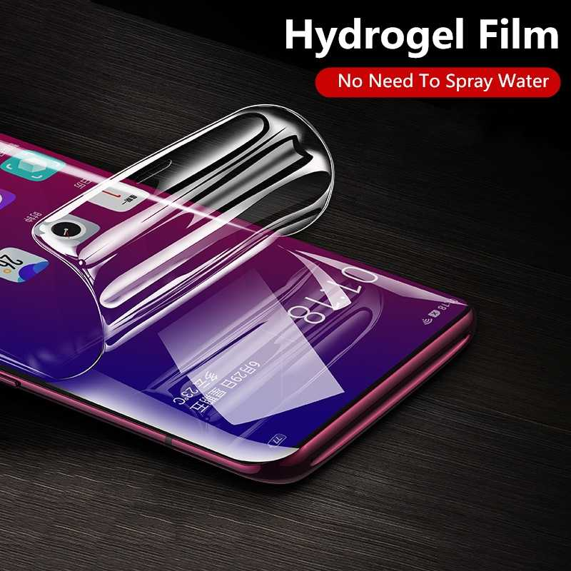 Soft Hydrogel Film For Huawei Nova 3 3i 5 Pro P Smart Mate 20 30 lite 10 Honor 7A Pro 20 9 lite 8X Screen Protector Not Glass