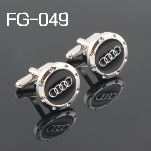 Fashion Cufflinks Wholesales FIGURE Men for Car-Logo