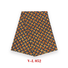2019 new arrival ankara african cotton wax real dutch 100%cotton best quality nice design print V-L