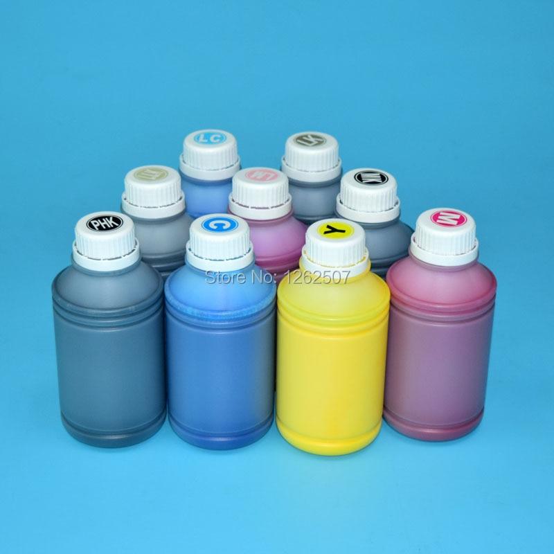 PGI 29 PG 29XL Compatible Lucia Pigment Ink Refill For Canon Pixma PRO1 Pro 1 PRO100