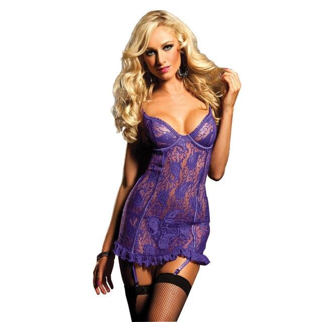 XXXL 4XL 5XL 6XL sexy lingerie plus size women's erotic underwear large sizes babydoll nuisette porn costumes lace lingerie 2